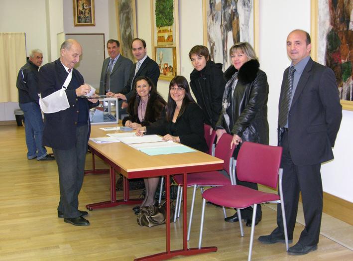 Elections du 9 03 2008 - Bureau du directeur general des elections ...